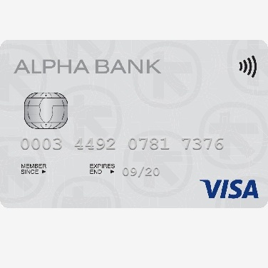 alpha card visa credit